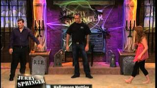getlinkyoutube.com-Halloween Hotties (The Jerry Springer Show)
