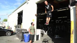 getlinkyoutube.com-How To Perform A Bar Muscle-Up with Frank Medrano