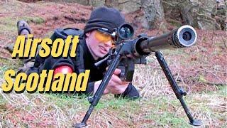 getlinkyoutube.com-Airsoft War VSR, Cheytac M200 Section8 Scotland HD