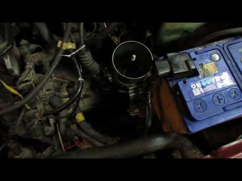 Volkswagen Caddy замена бачка гидроусилителя,от газ 3110 (волга)