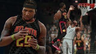 getlinkyoutube.com-NBA 2K17 MyCAREER - Shot Creator POSTERIZING DUNK Of DEATH!!! Kobe Bryant Last Shot Mentality!!
