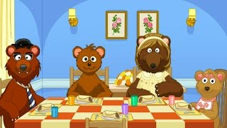 getlinkyoutube.com-Sesame Street Baby Bear's Family Food Cooking Kids Games