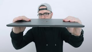 getlinkyoutube.com-The World's Thinnest Laptop!
