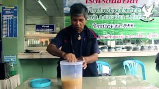 getlinkyoutube.com-สาธิตการทำฮอร์โมนไข่เพื่อสุขภาพ อ.สวรรคโลก  จ.สุโขทัย