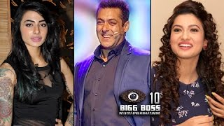 getlinkyoutube.com-Salman Khan SUPPORTS VJ Bani, Gauhar Khan REACTS | Bigg Boss 10