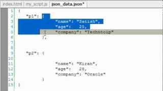getlinkyoutube.com-Fetch JSON Data Using jQuery AJAX Method: getJSON