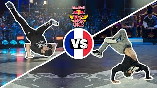 getlinkyoutube.com-Mounir vs Gravity - Battle 5 - Red Bull BC One World Final 2014 Paris