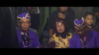 Kuntau Pakai Penutup Mata 2017 - Kandangan Kab. HSS