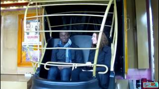 getlinkyoutube.com-Special Thriller train fantome off ride jour nuit Foire du trone 2014 fr par spinfly