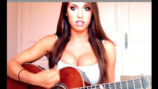 getlinkyoutube.com-Long Train Running - Doobie Brothers (cover) Jess Greenberg