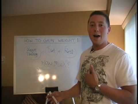 How To Gain Weight Fast For Skinny Guys (3 Steps)