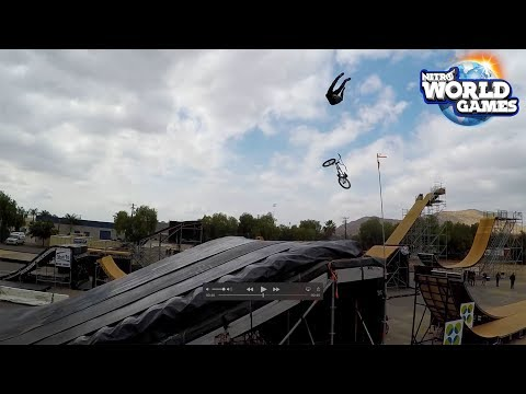 Gnarliest Crashes From Qualifiers for the 2017 Nitro World Games