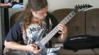 Megadeth - Bad Omen (cover)