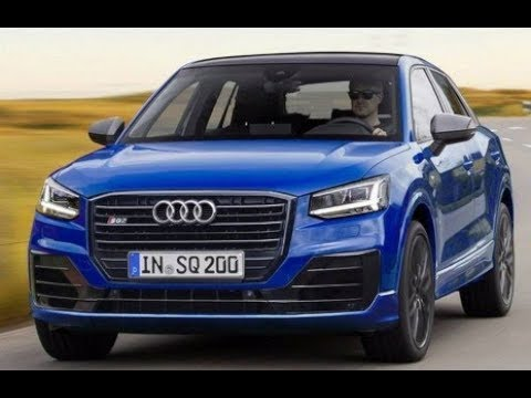 2019 Audi SQ2 - 'HOT' SUV with 300 HP under the hood!