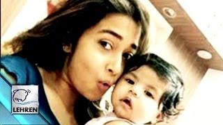 getlinkyoutube.com-'Uttaran' Fame Tina Dutta Welcomes A New Member In Her Family!