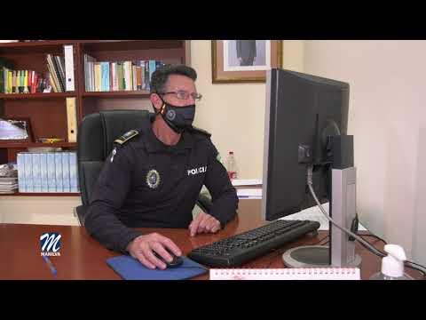 La Policía Local continúa con su labor de orden y control