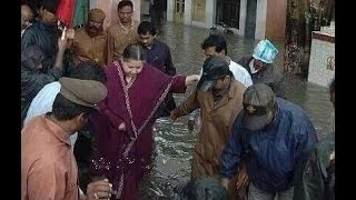 getlinkyoutube.com-CHENNAI RAIN & FLOODS | CM Jayalalitha RESCUED | Chembarambakkam River Affected