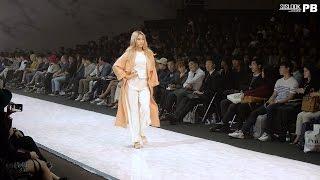 getlinkyoutube.com-151016 서울 패션 위크(seoul fashion week) 보라(BORA) 직캠