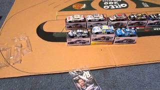 getlinkyoutube.com-Another HUGE NASCAR Authentics Unboxing