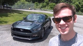 getlinkyoutube.com-Tour of my 2016 Mustang GT + Answering Your Questions!