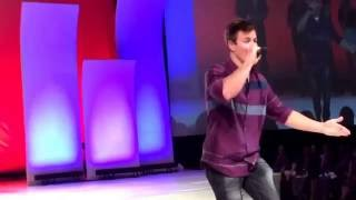 "Peyton Meyer from Disney's ""Girl Meets World"" at the Official Premiere Disney Lip Sync Battle"