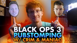 getlinkyoutube.com-Black Ops 3 PubStomping with Crimsix and Maniac