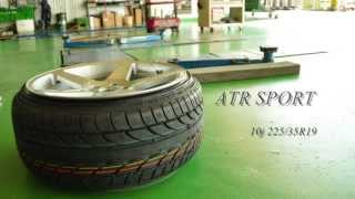 getlinkyoutube.com-ATR 225/35R19  10j