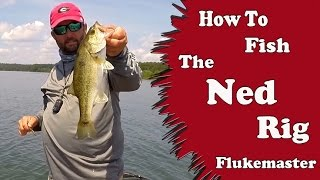 getlinkyoutube.com-The Ned Rig - The Ultra Finesse Rig for Bass Fishing