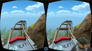 getlinkyoutube.com-مقطع بسيط | تجربة نظارة الواقع الافتراضي للجوال | فيس كام
