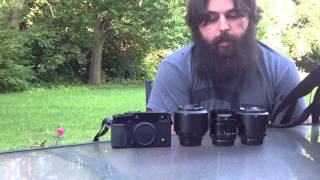 getlinkyoutube.com-Reason why I'm selling my mirrorless Fujifilm X-Pro1 and keeping my Canon DSLR.