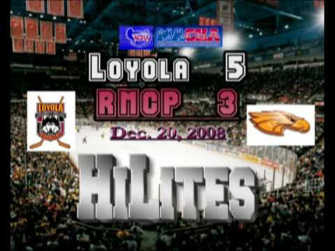 Loyola University Chicago 5 vs Robert Morris College Peoria 3