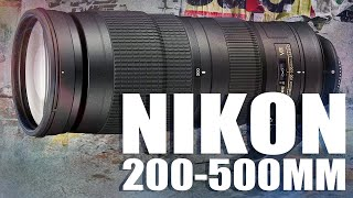 getlinkyoutube.com-LensVid Exclusive: Nikon 200 500mm Lens Review