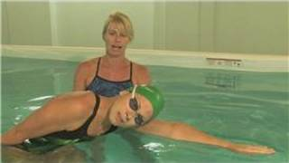 getlinkyoutube.com-How to Swim the Freestyle Stroke : How to Breathe while Swimming Freestyle