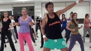 getlinkyoutube.com-Dynamic Tumbao by Pedro - Tatiana & Kelly