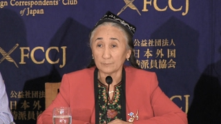 "getlinkyoutube.com-Rebiya Kadeer: ""Trump's Impact on China and Uyghur Rights"""