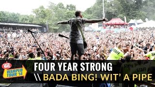 getlinkyoutube.com-Four Year Strong - Bada Bing! Wit' a Pipe (Live 2014 Vans Warped Tour)