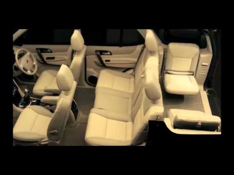 Tata Safari Storme SUV Making Video