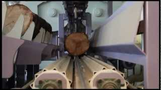 getlinkyoutube.com-USTUNKARLI - New Sawmill Line Automatic