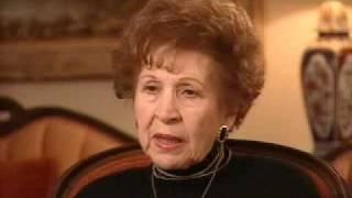 Holocaust Survivor Frances Flumenbaum Testimony
