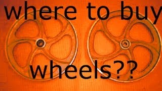 getlinkyoutube.com-Where to buy Sawmill Wheels for Band Saw Mill