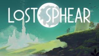 Lost Sphear - Bejelentés Trailer