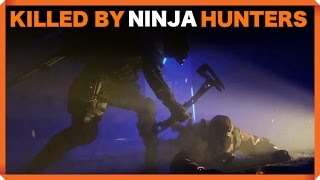 getlinkyoutube.com-The Division | KILLED BY NINJA HUNTERS AGAIN AND AGAIN | 1.5 Survival