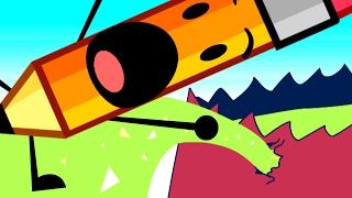 "getlinkyoutube.com-Battle for Dream Island - Episode 15: ""Vomitaco"""