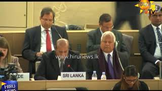 High Commissioner Requests To Establish A Human Rights Council Office In Sri Lanka