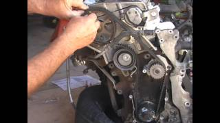 VW/Audi 1.8 Turbo Timing Belt Replacement