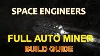 getlinkyoutube.com-Space Engineers   Auto Mining   Build Guide