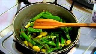 getlinkyoutube.com-শিম ভাজি | Sim Vaji Bangladeshi Recipe