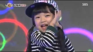 getlinkyoutube.com-스타킹 튼튼베이비끝판왕 나하은양♥