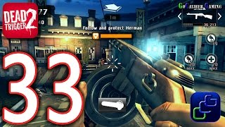 getlinkyoutube.com-DEAD TRIGGER 2 Android Walkthrough - Part 33 - Europe Campaign Final Missions