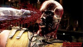 getlinkyoutube.com-Mortal Kombat X   All X Rays
